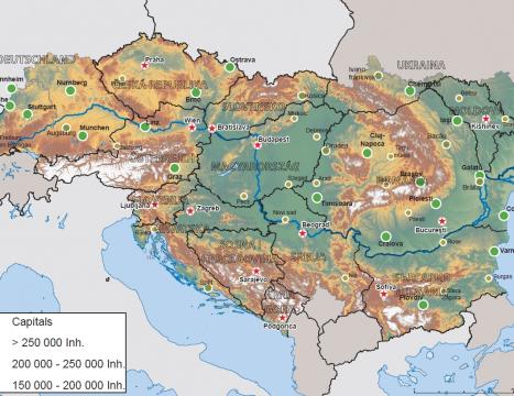 Novini Ek Predlozhi Strategiya Na Es Za Regiona Na Reka Dunav