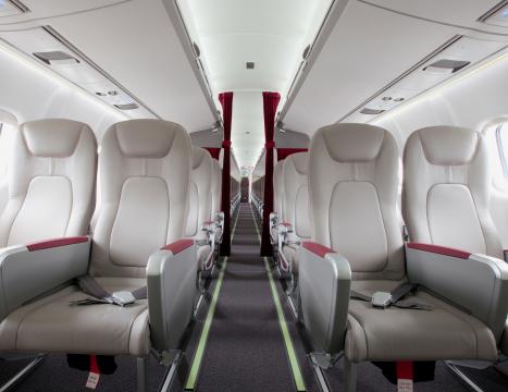 News - Royal Air Maroc received its first ATR 72-600