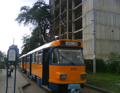 Резултат с изображение за трамвай 20